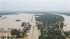 Liên minh châu Âu hỗ trợ 1,3 triệu euro giúp nạn nhân lũ lụt miền Trung