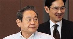 Lee Kun - hee - ông vua không ngai trong 'đế chế' Sam Sung