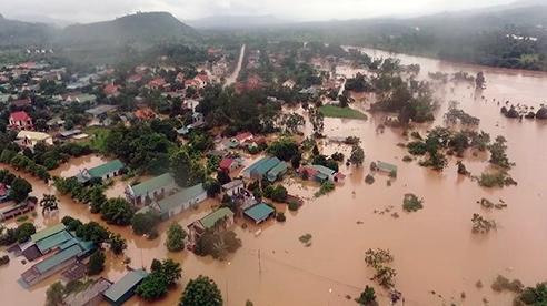 EU viện trợ 1,3 triệu euro cho người dân miền Trung bị ảnh hưởng bởi lũ lụt