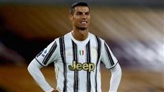 Vẫn dương tính với SARS-CoV-2, Ronaldo chính thức lỡ 'đại chiến' với Messi