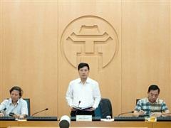 Hà Nội: Sẽ xử lý nghiêm trường hợp không đeo khẩu trang nơi quy định