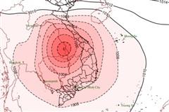 Dự báo thời tiết ngày 28/10: Không khí lạnh tăng cường, Bắc Bộ, Bắc Trung Bộ mưa rét