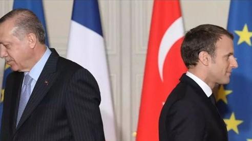 Báo động căng thẳng Pháp-Thổ Nhĩ Kỳ, Paris 'hối' EU chống lại Ankara, Mỹ lần đầu lên tiếng