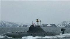 Thuyền trưởng Nga: Anh phát hiện tàu ngầm Akula khi bơi nổi