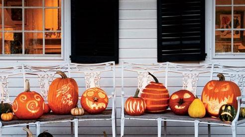 Lễ hội Halloween vào ngày bao nhiêu?