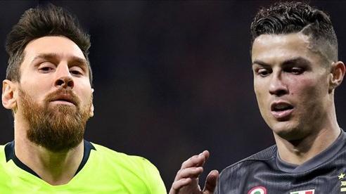 Messi và Barca đổ bộ Turin, Ronaldo ngậm ngùi lỡ hẹn