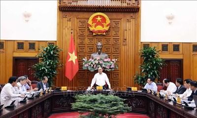 Thủ tướng Nguyễn Xuân Phúc: Cần có phương án khả thi cho dự án đường sắt tốc độ cao Bắc-Nam