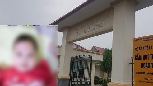 Ninh Bình: Bé gái 3 tháng tuổi tử vong bất thường sau mũi tiêm vắc xin 5 trong 1 ở trạm y tế xã