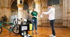 Áo: Xét nghiệm COVID-19 cực nhanh