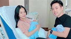 NS Dương Khắc Linh nén khóc khi nhìn vợ sinh con