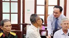Bộ LĐ-TB&XH gặp mặt Đoàn đại biểu người có công với cách mạng tỉnh Đồng Nai