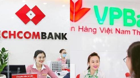Sau một thời gian dài liên tục 'đồng pha', VPBank vừa hụt hơi trong cuộc đua lợi nhuận với Techcombank