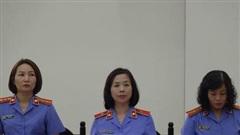 Xử vụ Trần Bắc Hà: Đề nghị phạt 2 cựu Phó TGĐ BIDV 6-7 năm tù