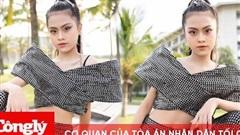 Mẫu nhí Trần Linda khoe thần thái cực đỉnh tại vòng đối đầu Siêu sao mẫu nhí Việt Nam 2020