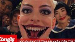 Anne Hathaway tái xuất màn ảnh nhân dịp Halloween