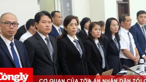 Luật sư nói gì về việc thân chủ của mình phải chịu 'áp lực' từ ông Trần Bắc Hà?