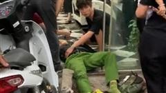 Làm rõ vụ việc một chiến sĩ công an bị trọng thương
