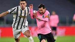 Juventus - Barcelona: Vắng Ronaldo, Juventus đành thất thủ trước Barca