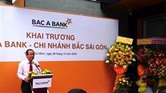 Bắc Á Bank mở rộng mạng lưới tại TP Hồ Chí Minh
