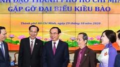 Kiều bào là nguồn lực quan trọng giúp thành phố Hồ Chí Minh chuyển đổi số