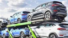 Nhập khẩu ô tô lấy lại đà tăng trưởng
