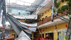 Sau bão số 9, đường phố Đà Nẵng, Quang Nam tan hoang không ngờ