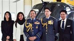 Nguyên nhân hoàng tử Brunei đột ngột qua đời được em trai tiết lộ
