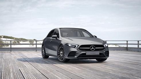 Mercedes A-Class sắp ra mắt phiên bản Exclusive Edition, giá từ 950 triệu đồng