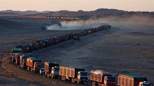 Trung Quốc căng với Úc, mua than từ Mông Cổ