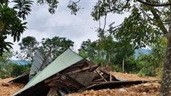 Sạt lở đất 45 người mất tích ở Nam Trà My, tìm thấy 7 thi thể