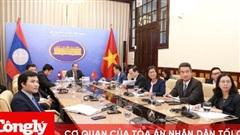 Việt Nam - Lào lên phương án mở lại cửa khẩu, nối lại đường bay thương mại