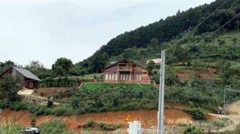 Ai lấy đất rừng xây hàng chục biệt thự ở Đà Lạt?