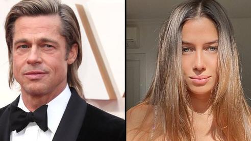 Brad Pitt chia tay bạn gái siêu mẫu kém 30 tuổi