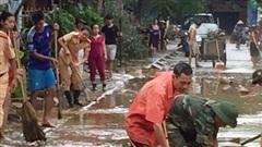 Khẩn trương hỗ trợ người dân khắc phục hậu quả thiên tai