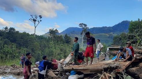 22 người thiệt mạng, 47 người mất tích do bão số 9