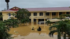Bộ Y tế tiếp tục cấp xuất hàng và cử các tổ công tác đến 7 tinh miền Trung hỗ trợ khắc phục hậu quả bão lũ