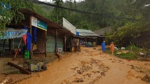 Khó tiếp cận hiện trường vụ sạt lở ở Quảng Nam làm 53 người mất tích