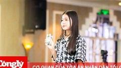 Mẫu nhí Susi Bảo Trân tỏa sáng tại bán kết Siêu sao mẫu nhí Việt Nam 2020