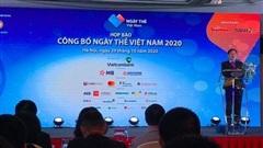 Ngày thẻ Việt Nam 2020: Hàng chục nghìn thẻ chip sẽ đến tay các bạn trẻ miễn phí