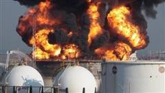 Nhà máy lọc dầu lớn nhất Venezuela bị tấn công