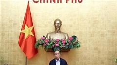 Thủ tướng: 'Không đá quả bóng' từ tỉnh lên Trung ương