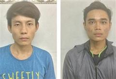 Bắt băng cướp giật nghiện 'hàng đá', mê game ở Sài Gòn
