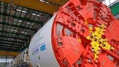 Đầu năm 2021 bắt đầu khoan ngầm tuyến đường sắt đô thị Nhổn - ga Hà Nội