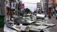Bão số 9 ở miền Trung gây thiệt hại đặc biệt lớn