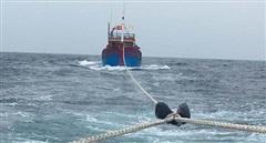 Mở rộng tìm kiếm 26 ngư dân mất tích trên biển