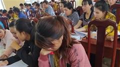 Đắk Lắk: Tư vấn việc làm và nghề nghiệp cho 24.026 lượt người