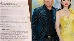 Đơn ly hôn bị lộ, Lệ Quyên xác nhận đã chia tay chồng đại gia