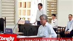 Xét xử nguyên Giám đốc Sở Y tế Long An Lê Thanh Liêm