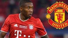 MU trả lương cao ký Alaba, Liverpool mua Kounde