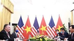 Mỹ tiếp tục hợp tác với Việt Nam thúc đẩy quan hệ hai nước tiến triển thực chất, tin cậy, hiệu quả...